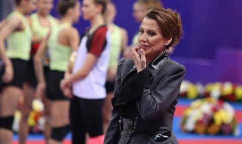 Илиана Раева: За мен беше огромно удоволствие да се любувам на красивите гимнастички, облечени като принцеси