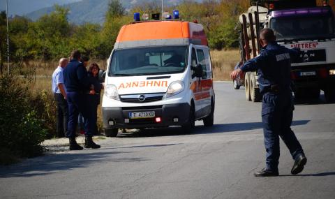Мъж, пострадал при катастрофа край Мездра, почина след няколко дни мъки