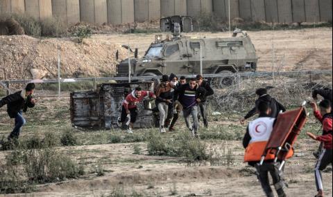 Палестина къса споразуменията с Израел и САЩ