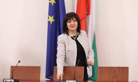 Първо във ФАКТИ: Караянчева се завръща в Народното събрание - 1
