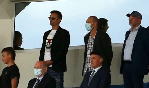 Още един клуб обяви публично подкрепата си към Димитър Бербатов! - 1