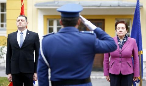 Сърбия няма доверие на Еди Рама