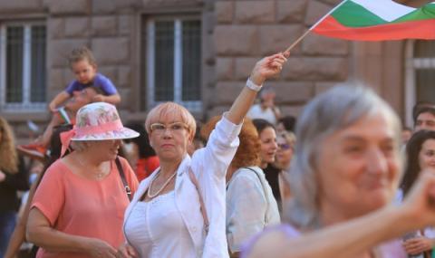 Българи в чужбина с нови протести