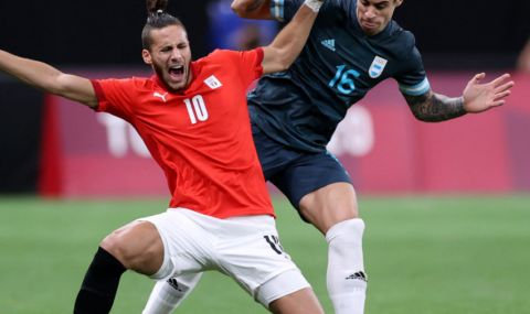 Аржентина победи Египет под ръководството на Кабаков - 1