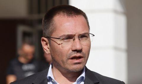 Джамбазки: ВМРО-ДПМНЕ е просръбска и антибългарска партия