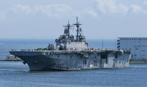 Иран следи американските кораби в Персийския залив