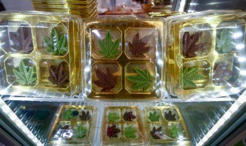 Узакониха марихуаната за развлечения