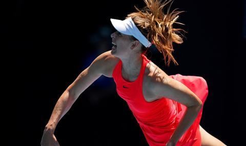Шок за Шарапова! Хърватка я изхвърли от Australian Open още в първия кръг