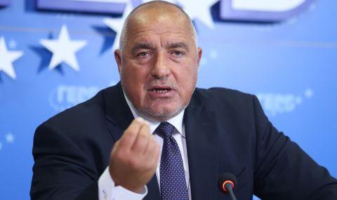 Борисов: Със сигурност ще подкрепим Герджиков - 1