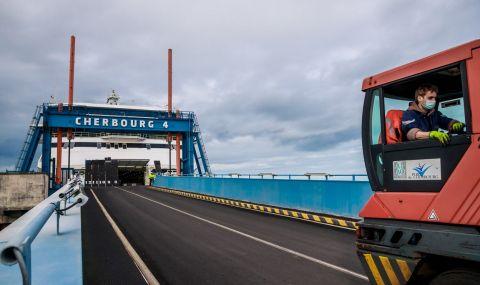 Китай превзема европейските пристанища