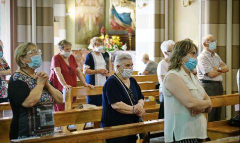 Наказания за духовници, призоваващи вярващите да не се ваксинират - 1