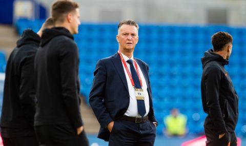 Ван Гаал: Бяхме безотговорни срещу Норвегия - 1