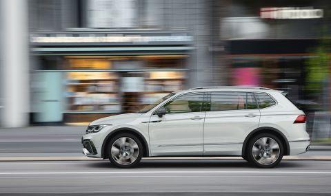 Volkswagen обнови по-големия Tiguan - 2