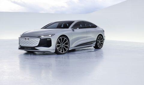 Електрическото Audi A6 ще бъде представено през 2022 година  - 1