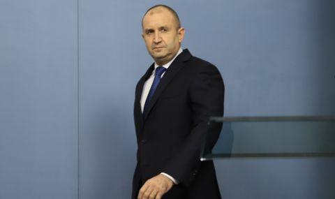Президентът поздрави мюсюлманите в България за Рамазан Байрам