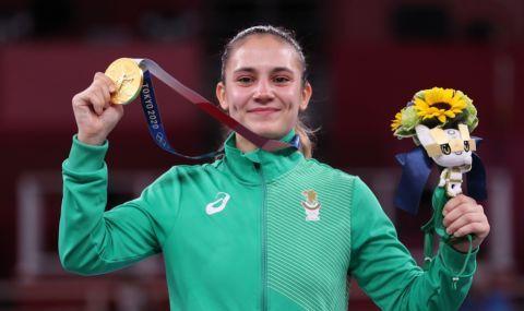 Ивет Горанова: Краката ми трепериха! Нека всички в България да празнуват за медала! - 1