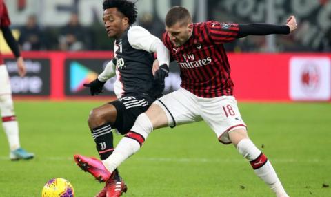 Купата на Италия ще се играе без продължения
