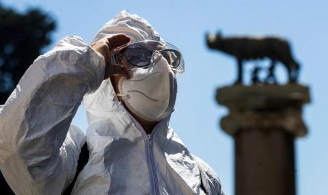 Най-новите данни за пораженията от коронавируса