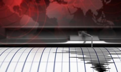 Земетресение с магнитуд 5,3 край бреговете на остров Крит