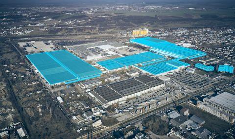 Ford инвестира 300 милиона долара в завода си в Румъния