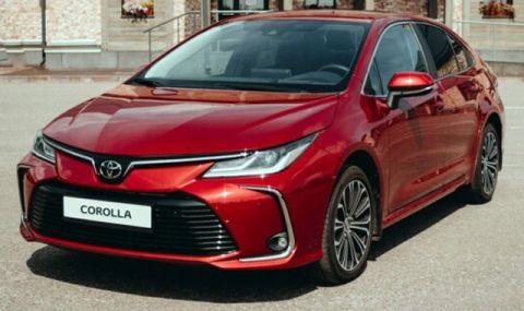 Японски модели доминират сред най-продаваните коли в света