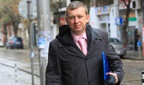 Валя Ахчиева: Министерството на правосъдието установи, че Председателят на СГС няма българско гражданство - 1