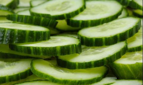 Лятна диета с краставици сваля 5 килограма за 10 дни