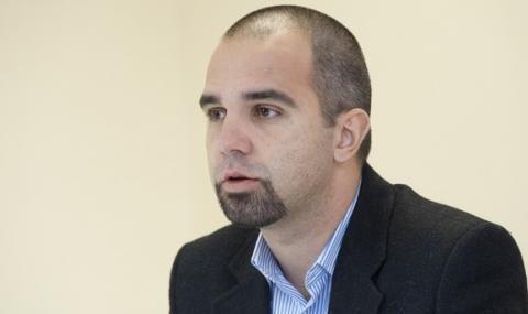 Първан Симеонов: Без подкрепата на БСП втори мандат на Радев е невъзможен