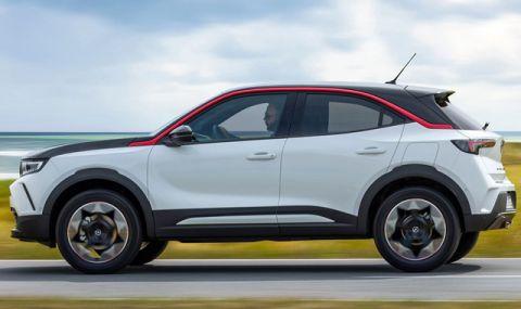 За въздушното съпротивление на новия Opel
