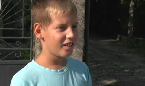 11-годишно дете от Симеоновград откри и върна чанта с над 10 000 лева