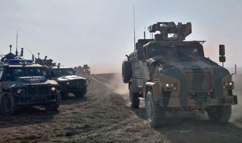 Напрежение между Русия и Турция! Отмениха планиран патрул