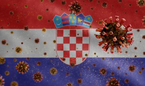 Първи случаи на индийския щам в Хърватия