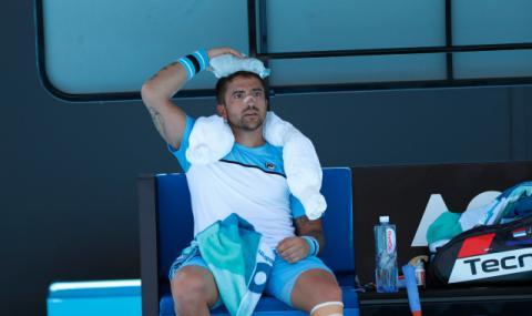 Типсаревич: Тенисът ми разби психиката!