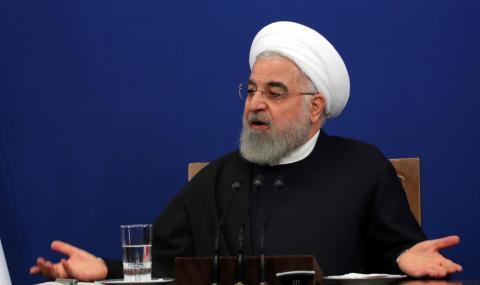Иран никога няма да преговаря със САЩ под натиск