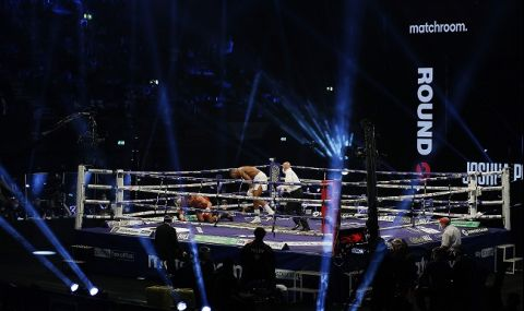 Исторически прецедент в бокса  - 1