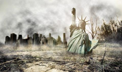 Филм предрече ужасяващ апокалипсис за Земята (ВИДЕО)