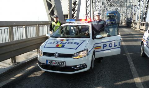 """Изненадваща проверка на """"Дунав мост 2"""""""