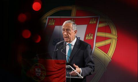 Португалия гласува за президент