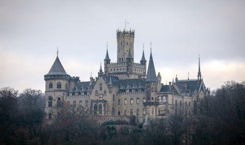 Принцове се съдят за замък