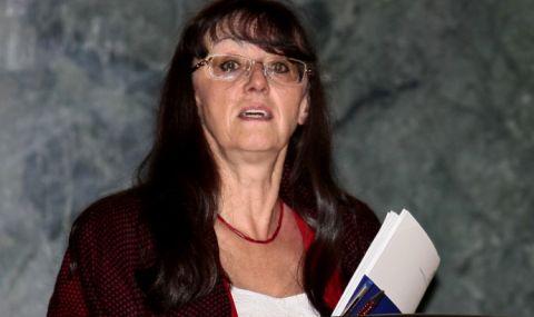 Нели Куцкова: Трябват законодателни промени, които да не позволяват който и да е главен прокурор да е самодъ̀ржец