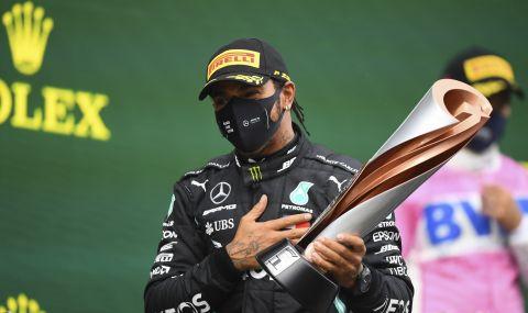 Ръководителят на Mercedes обясни защо договорът на Хамилтън е само за една година