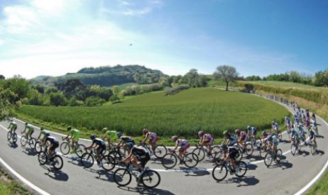 Колоездач почина по време на състезание