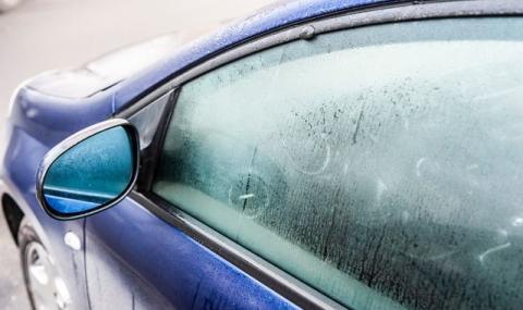 Как да се справим със изпотяването на стъклата на колата?