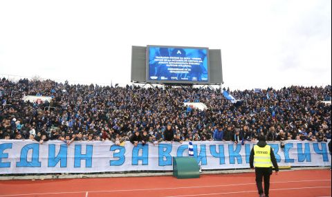 Левски става единственият тим у нас с двама футболисти на годината в своите редици - 1