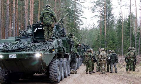НАТО се готви да спре Русия - от Балтика до Балканите