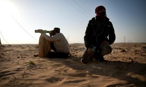 Война! Силите на Хафтар свалиха 2 турски безпилотни самолета