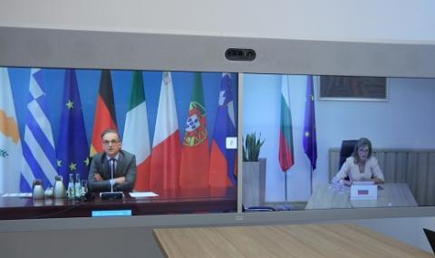 11 външни министри от ЕС: Свободното движение трябва да бъде поетапно възстановено