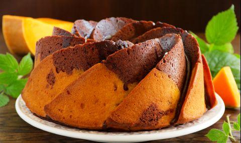 Рецепта на деня: Сладкиш с печена тиква и ядки без брашно - 1
