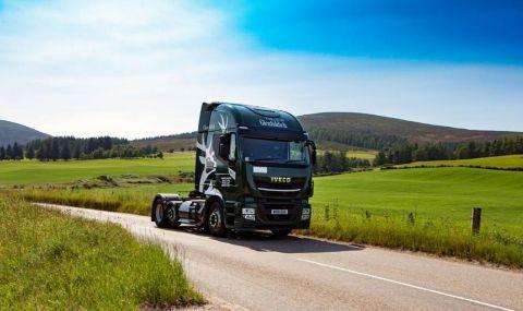 Шотландия започва да зарежда камиони с отпадъци от производството на уиски - 1