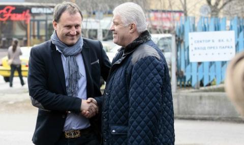 Гошо Гинчев разкри дали тотото ще помага на Левски - 1